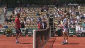 Skrót meczu Casper Ruud - Benoit Paire w 1. rundzie Roland Garros