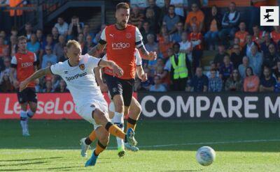 Kamil Grosicki strzelił gola dla Hull City