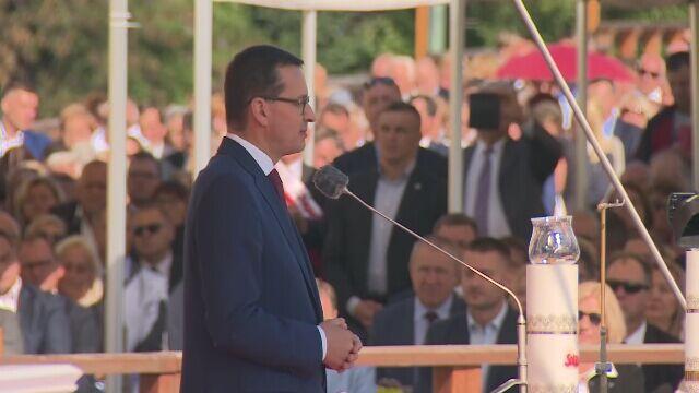 Morawiecki: Dobro wspólne powinno być punktem łączącym wszystkich Polaków