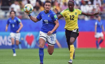 MŚ kobiet w piłce nożnej. Włochy - Jamajka
