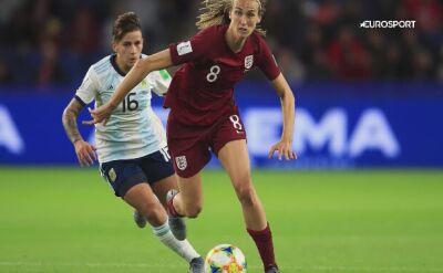 MŚ kobiet w piłce nożnej. Anglia - Argentyna