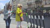 Paryż jest światową stolicą elektrycznych hulajnóg, jeździ tam już 15 tysięcy takich maszyn