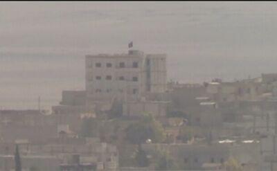 Dżihadyści zajęli część kurdyjskiego Kobane