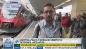 Michał Tracz z dworca w Wiedniu o sytuacji uchodźców