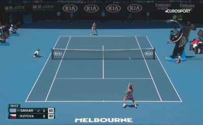Kvitova w ćwierćfinale Australian Open