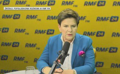 Premier: Reparacje należą się Polsce. Jesteśmy gotowi się o nie upominać