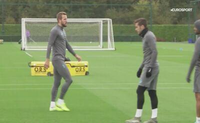 Przygotowania Tottenhamu na starcie z Crveną zvezdą Belgrad