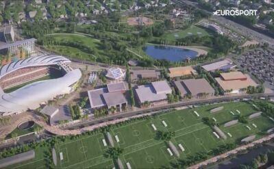 Tak będzie wyglądał stadion Interu Miami