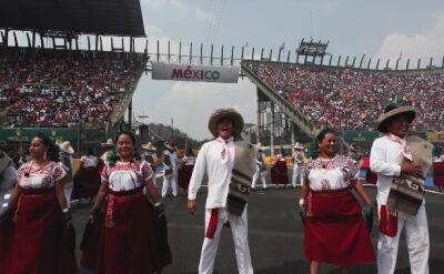 Lewis Hamilton wygrał Grand Prix Meksyku