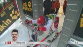 Loic Meillard wygrał 1. przejazd giganta w Kranjskiej Gorze