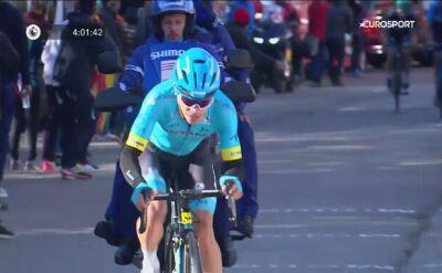 Miguel Angel Lopez wygrał 4. etap Wyścigu dookoła Katalonii
