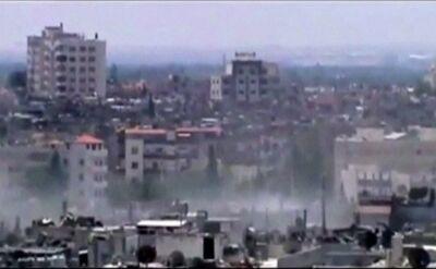 W Homs nie cichną serie z karabinów i wystrzały
