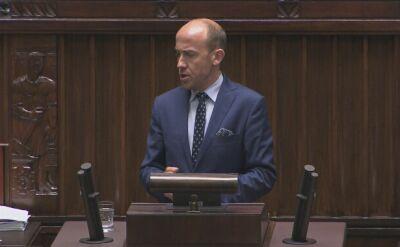 Sejm w nocy wybrał nowego sędziego Trybunału Konstytucyjnego