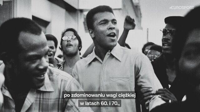 Wyjątkowe olimpijskie historie: Muhammad Ali