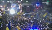 Szaleństwo! Kibice Boca Juniors pożegnali piłkarzy