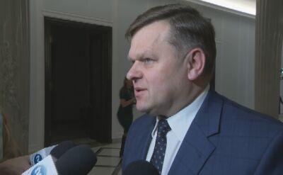 Skurkiewicz o powołaniu Andruszkiewicza