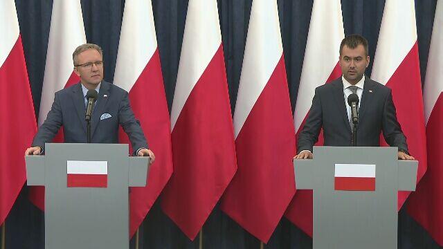 Prezydent Andrzej Duda w Waszyngtonie