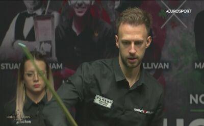 Świetne wbicie Trumpa w 5. frejmie finału English Open