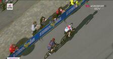 Niesamowity finisz 20. etapu Giro d'italia i wygrana Tao Geoghegan Harta