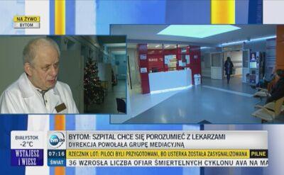 """""""Zmiana ministra zdrowia nie pomoże, trzeba zmienić system"""""""