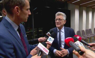 Piotrowicz: jaka kandydatura na przestrzeni minionych czterech lat, nie budziła kontrowersji ze strony opozycji?
