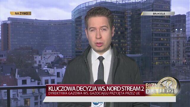 Merkel: unijne porozumienie w sprawie Nord Stream 2 osiągnięto dzięki Francji