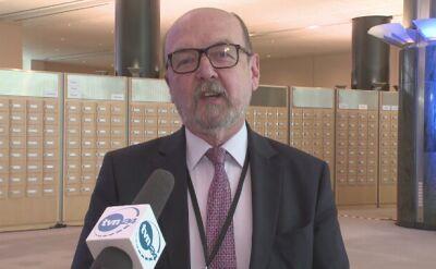 Ryszard Legutko o skardze PiS na Donalda Tuska