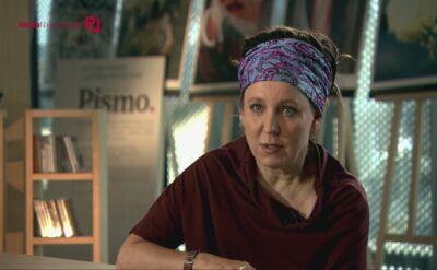 Olga Tokarczuk. Rozmowa o Niepodległej