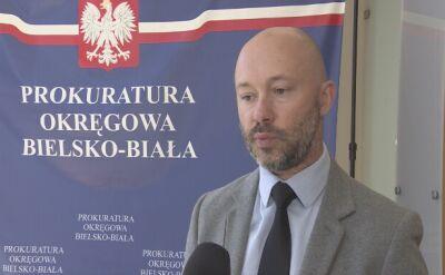 Prokurator o eksplozji na osiedlu w Bielsku-Białej