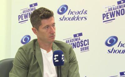 Lewandowski: nie czuję się na 31 lat