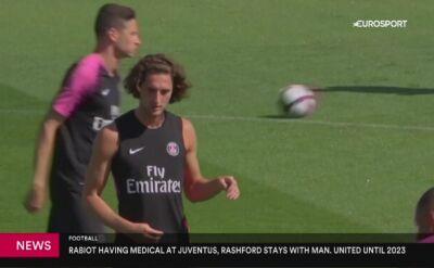 Adrien Rabiot już po testach medycznych w Juventusie
