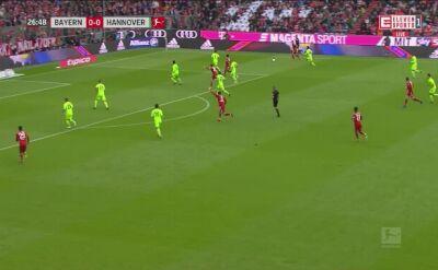 Lewandowski strzelił Hannoverowi