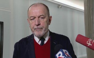 Mosiński: nie ma potrzeby powoływania komisji śledczej