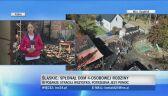 Spłonął dom rodziny w Poraju