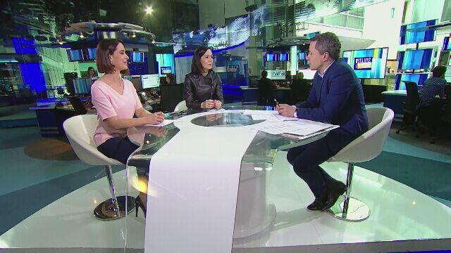 """Nowa prezenterka """"Faktów po południu"""" Diana Rudnik we """"Wstajesz i weekend"""""""