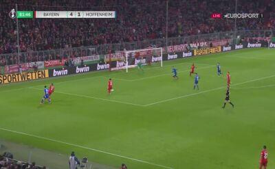 Druga bramka dla Hoffenheim w meczu z Bayernem
