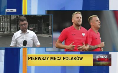 Plan dnia Polaków na mecz z Senegalem