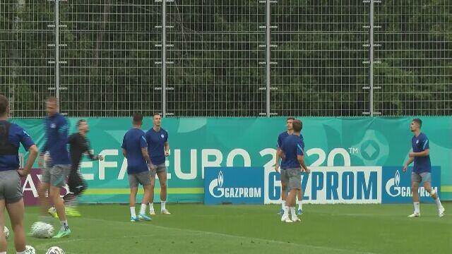 Słowacy gotowi na mecz z Polską