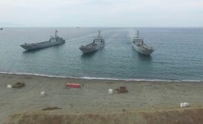 Desant tureckiego wojska
