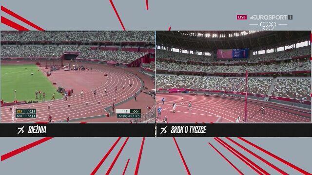 Tokio. Patryk Dobek awansował do półfinału na 800 m
