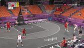 Tokio. Polacy przegrali z Chińczykami w koszykówce 3x3