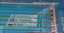 Tokio. Victor Johansson pobił rekord Szwecji na 800 m stylem dowolnym