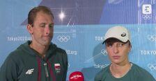 Tokio. Tenis: Iga Świątek i Łukasz Kubot po odpadnięciu z rywalizacji w mikście