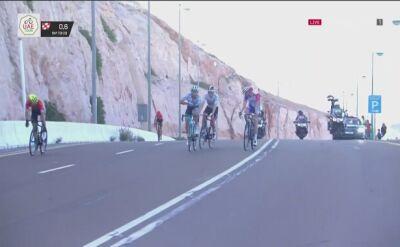 Tadej Pogacar wygrał 5. etap UAE Tour
