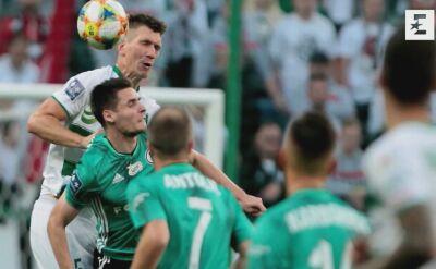 Legia Warszawa - Lechia Gdańsk w 10. kolejce ekstraklasy