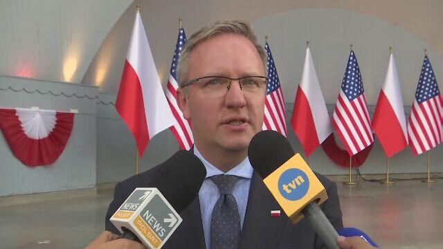 """""""To jest nowa jakość w relacjach militarnych polsko-amerykańskich"""