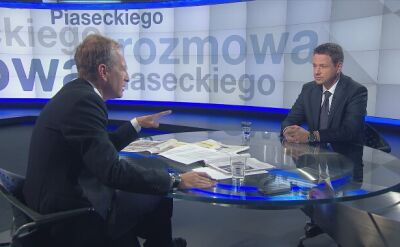 Trzaskowski: gdyby Biedroń wystartował w wyborach w Warszawie, to byłby dużo silniejszy kandydat lewicowy