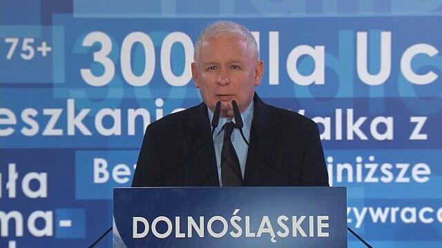 Kaczyński o swojej przyszłości: problemu nie ma