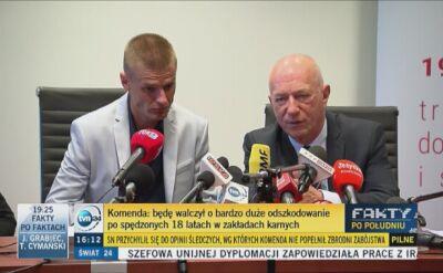 Ponad 10 milionów złotych - tyle chce dla Komendy jego pełnomocnik