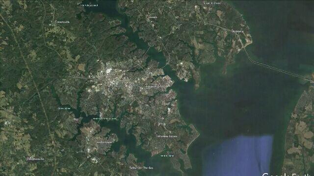Annapolis w stanie Maryland, gdzie doszło do strzelaniny